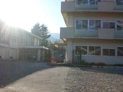 富士見町立落合小学校